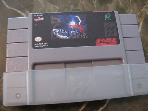 Owns Terranigma now! (American Version) | Iain's Blog